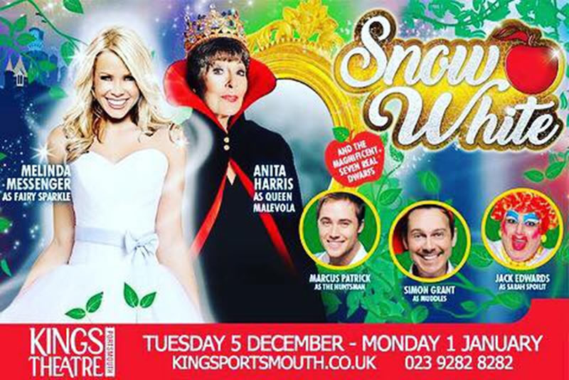 Kings Theatre Panto 2017/2018