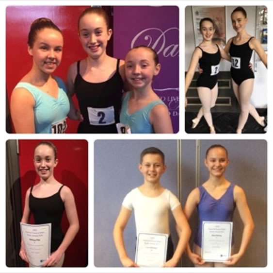 So proud of our Timestep dancers who performed at the Senior Ballet Awards in March.